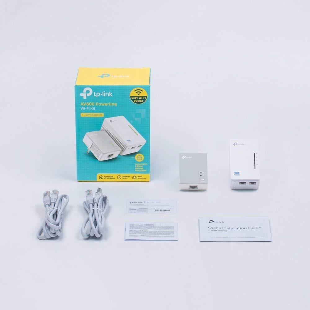 TP-Link TL-WPA4220 KIT amazon